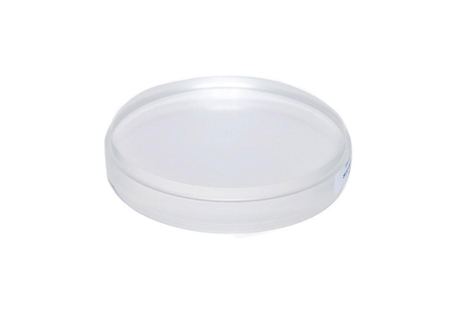 discos transparentes