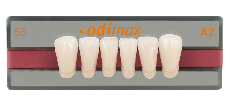 dientes odimax