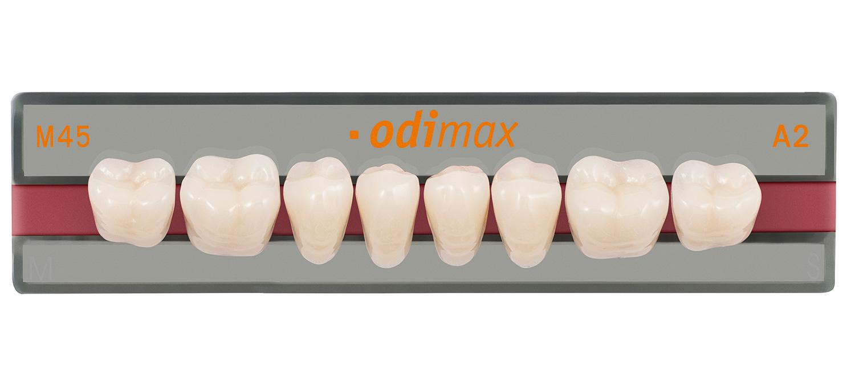 odimax dientes artificiales